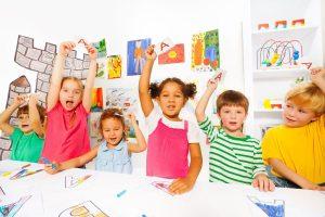 Tiếng Anh cho trẻ em 4 tuổi