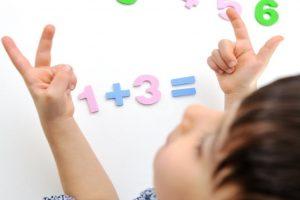 Bài tập toán tư duy lớp 1: Cùng bé học Hè 2021